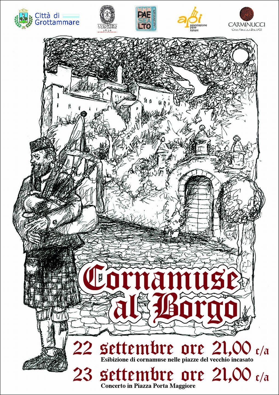 cornamuse al borgo